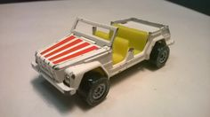 siku 1333 vw 181 [missing roof and inflateble boot] B04 wheels production 1978-82