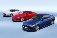2016 Jaguar XE Trio Photo #11 - #635921 - Automobile Magazine