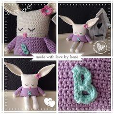 diy, tutorial, how to, instructions. Crochet Case, Crochet Baby Toys, Crochet Bunny, Cute Crochet, Crochet For Kids, Crochet Animals, Crochet Cowl Free Pattern, Crochet Headband Pattern, Crochet Patterns