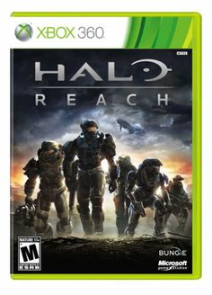 Co-Optimus - Halo Reach (Xbox 360) Co-Op Info Page