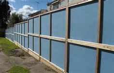 Blue Board Fence Designs - The Best Image Search