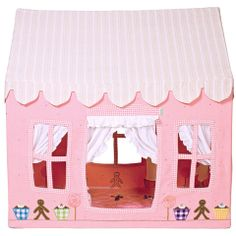 Child's Cupcake Play Tent