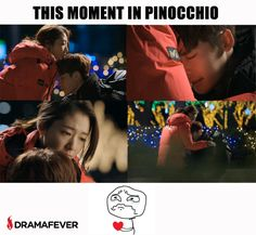 Top 10 moments of Pinocchio so far