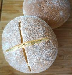 Pan de Marruecos ~ Pasteles de colores