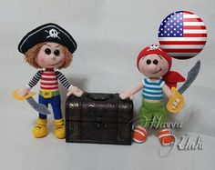 Hey, I found this really awesome Etsy listing at https://www.etsy.com/listing/235993816/english-pattern-lazy-pirates-jake-and