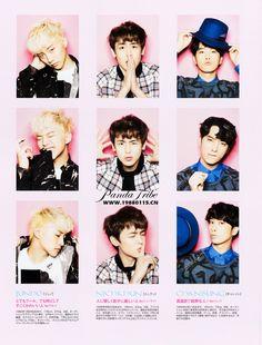 Junho, Nichkhun, Chansung - 2PM