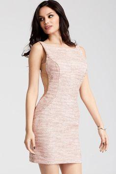c6e93571d47 Jovani - 42863 Fitted V Back Illusion Dress