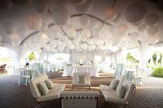 Comment décorer sa salle de mariage ?