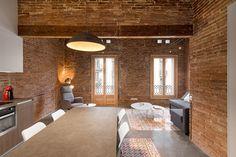 Reforma habitatge Barcelona.   FFWD Arquitectos Barcelona, estudio de arquitectura e interiorismo