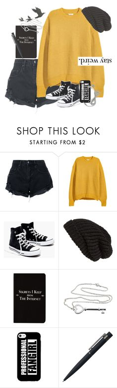 """Stay Weird."" by stressedgoner ❤ liked on Polyvore featuring Nobody Denim, Madewell, Tarnish, Rich and Damned, Tiffany & Co. and John Lewis"