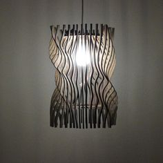 Nova Lamp by TerraformDesigns on Etsy