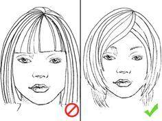 Fur Jede Gesichtsform Die Perfekte Frisur Frisuren Halblang Frisuren Halblang Rundes Gesicht Long Bob Gesichtsform