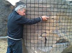 Pinuccio Sciola, Arpe di pietra, 2010