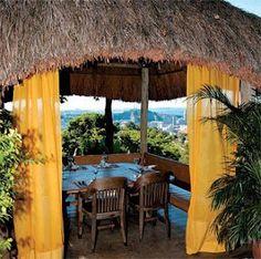 Restaurante Aprazivel, Santa Teresa, Rio de Janiero. One of my favorite restaurants in the world!