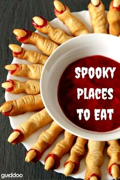 Spooky restaurants around the world