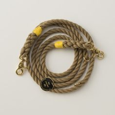 Since I am a dog lover and have dogs this a great leash that has a rustic flair to it. -JC