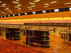 One of the best bowling alleys in the US!