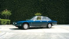 The one-off sedan could fetch as much as $200,000 at RM Sotheby's Monterey sale… earnhardtmaserati.com
