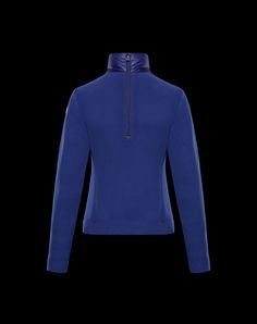 MONCLER MOCK TURTLENECK - Tops - women