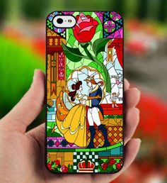 Beauty and the Beast iPhone case. This would be a part of my dream home if I were to get an iPhone.