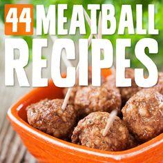 Paleo meatball recipes