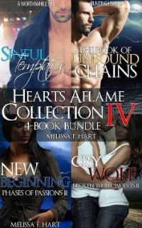 Now FREE on Kindle      ~~ Hearts Aflame Collection IV: 4-Book Bundle ~~ #FREE The Hearts Aflame Collection IV is a set of 4 tantalizing tales that will make you desperate to read the rest.