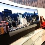 TV for $ 70 000 and other new TV items by LG at the CES 2014 | TopTopGadgets.com #LG