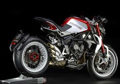 Kineo spoked wheels for MV Agusta Brutale. Buy on our website. Make your unique bike. #Wheels #Motorcycle #Motorcycles #Custom #Beauty #MvAgusta