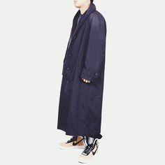 #ISSEYMIYAKEMEN #ISSEYMIYAKE #イッセイミヤケ Issey Miyake Men, Duster Coat, Gallery, Jackets, Instagram, Fashion, Down Jackets, Moda, Roof Rack