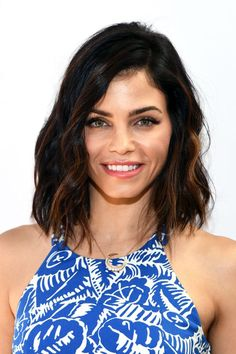 Your Ultimate Guide To Celebrity Summer-Hair Inspo #refinery29  http://www.refinery29.com/best-celebrity-summer-hairstyles#slide-10  Jenna Dewan Tatum recently debuted a stunning A-line lob courtesy of renowned hairstylist Jen Atkin (who also happens to be the Kardashian's go-to gal). We might not have access to a celebrity hairstylist, but we can certainly get inspiration from this look.