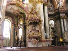 St. Nicholaus Church - Prague Czech Republic