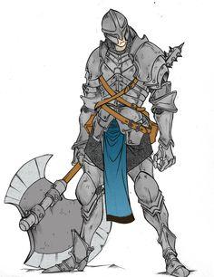 heavy_infantry_by_grahamcracker91.jpg 789×1.024 pixel Fantasy Rpg, Medieval Fantasy, Fantasy Artwork, Fantasy Warrior, Dnd Characters, Fantasy Characters, Character Creation, Character Concept, Character Art