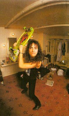 """"""" Kirk Hammett """" More"""