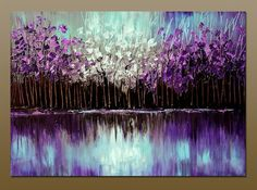 abstract pallette knife painting | ... -art-abstract-palette-knife-painting-woods-and-home-decoration-.jpg