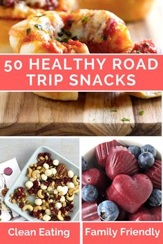 50 healthy road trip snacks for road tripping healthy snacks on the go. healthy snacks for anyone anywhere! delicious trip snacks, 50 Healthy Road Trip Snacks the Whole Family Will Love Healthy Vegan Snacks, Healthy Eating Habits, Clean Eating Snacks, Healthy Dinner Recipes, Healthy Camping Snacks, Healthy Snacks For Traveling, Healthy Travel Food, Portable Snacks, Healthy Kids