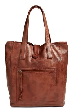 Free shipping and returns on DAY & MOOD 'Nola' Leather Tote at…