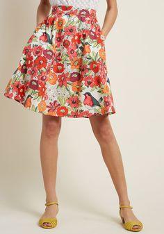 Spring Skirts | ModCloth