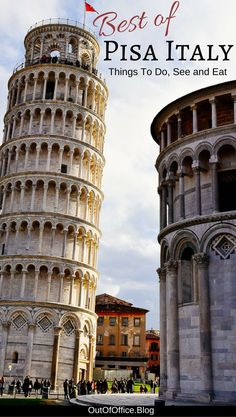Pisa Italy is famous for its iconic Leaning Tower…Edit description