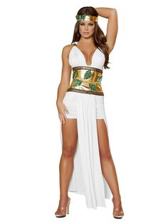 Sexy Divine Goddess Costume | Sexy Greek & Roman Costumes