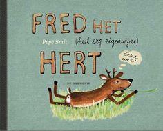 Fred het (heel erg eigenwijze- hert | Fred steekt niet onder stoelen of banken wat hij wil. Hij laat zich niet zomaar tekenen en een verhaal insturen. Daar is hij veel te eigenwijs voor.