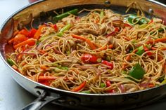 Chow Mein Hakka Noodles - Buy this stock photo and explore similar images at Adobe Stock Chow Mein, Chow Chow, Chinese Food, Japchae, Stir Fry, Noodles, Fries, Food And Drink, Menu