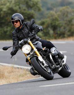 BMW R Nine T, un roadster d'anniversaire Motos Bmw, Bmw Scrambler, Honda Motorcycles, Victory Motorcycles, Bmw Boxer, Bmw Cafe Racer, Cafe Racers, Bobbers, Nine T Bmw