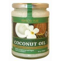 Pure Kokosolie | 453 gram voor 13.99 - De Tuinen. Om mee te koken, natuurlijke tandpasta van te maken, voor scrubs en om je mee in te smeren