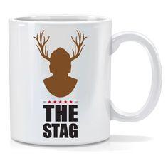 Tazza personalizzata The stag
