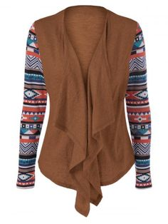 GET $50 NOW | Join RoseGal: Get YOUR $50 NOW!http://www.rosegal.com/sweaters/geometric-pattern-irregular-front-fly-718358.html?seid=6994701rg718358