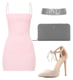"""""""Day #28"""" by andyck on Polyvore featuring moda, Charlotte Russe e Prada"""