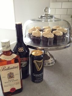 Happy St. Patrick's Day!!! My ahhhmazing cousin Tori whipped up these Irish Car Bomb Cupcakes just in time for the holiday. They look absolutely delish and include coffee, Guinness, whiskey and Baileys so really, I…