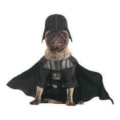 Star Wars(TM) Darth Vader Dog Costume - Extra Large