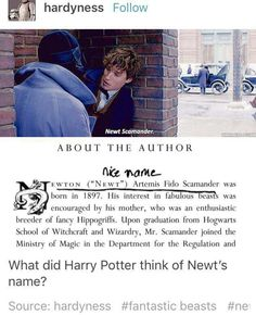 That was written by Ron, whose handwriting is messy as opposed to Harry's neat and loopy writing.