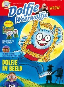 Dolfje Weerwolfje. Wie kent hem niet? Duizenden kinderen verslinden de Dolfjeboeken van Paul van Loon. Ook in het Dolfje Weerwolfje-tijdschrift speelt Dolfje Spaan de hoofdrol. Elk nummer heeft een nieuwe aflevering van een gloednieuw vervolgverhaal. Verder kun je meelezen in het dagboek van Noura, lachen met Leo (strip) en je hoofd breken op de hersenkrakers van Opa (puzzels). Dolfje Weerwolfje is een heerlijk tijdschrift voor kinderen van 6 tot 11 jaar!